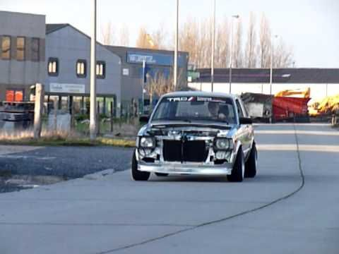 My toyota starlet kp61 4age 20v blacktop (old youtube