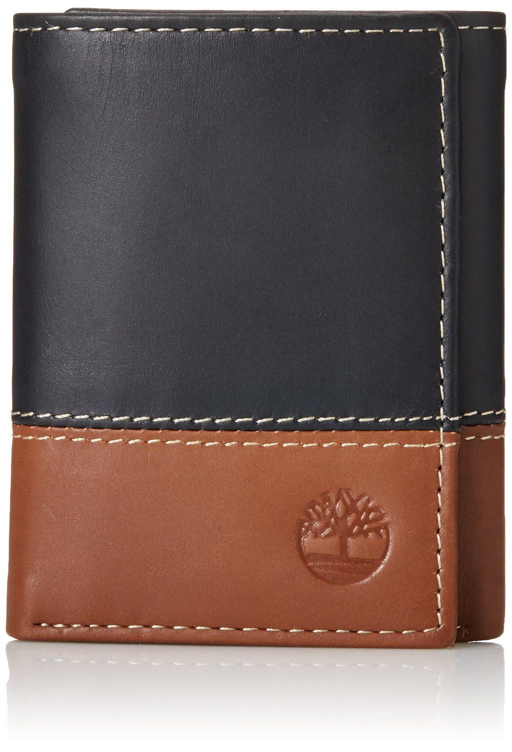 ef8dc333d783 Timberland Men s Hunter Colorblocked Trifold Wallet