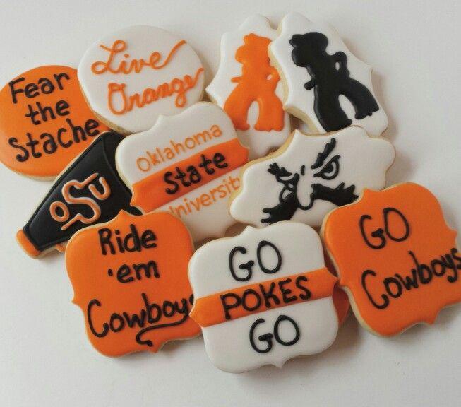 Oklahoma State University Cookies