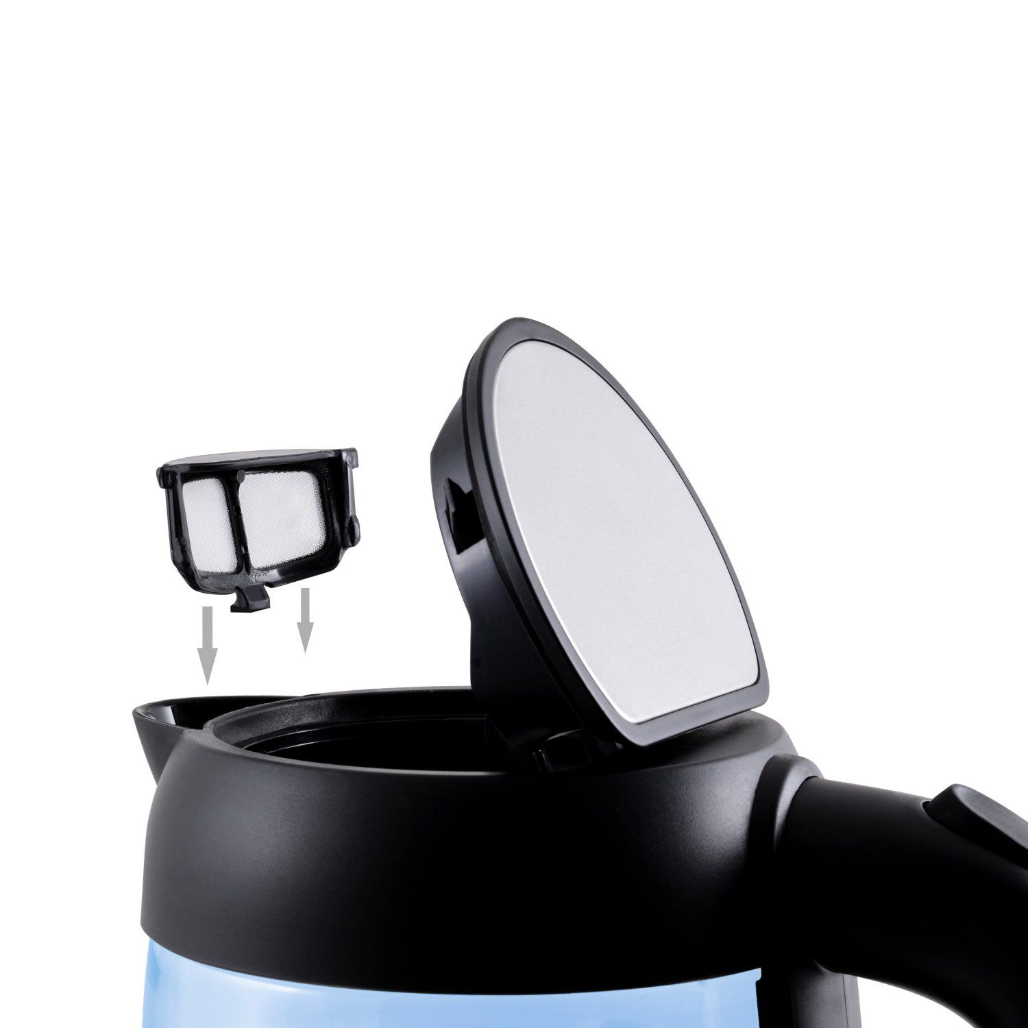 Arendo Stainless Steel Kettle with