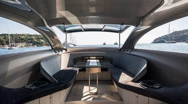 Luxury Yacht From Mercedes Benz Luxury Life Luxury Yachts
