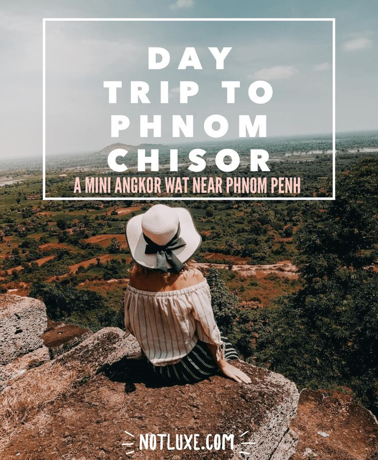 Have your heard of the mini Angkor Wat near Phnom Penh? Just a short day trip away from the capital stands Phnom Chisor. We detail HOW TO get to Phnom Chisor & Tonle Bati - one of our favourite half-day trips in Cambodia.   Tags: #phnomchisor #howtogetthere #daytrips #phnompenh #cambodia #phnompenhdaytrips #tonlebati #angkorwat