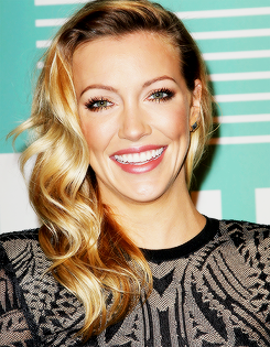 Katie Cassidy at the CW Upfronts 2015