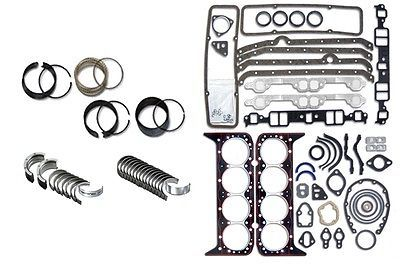 Ford Truck 302 5.0 68-72 Engine Remain Kit Economy #car #