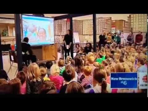▶ New Maryland Elementary Skype with Uganda - YouTube