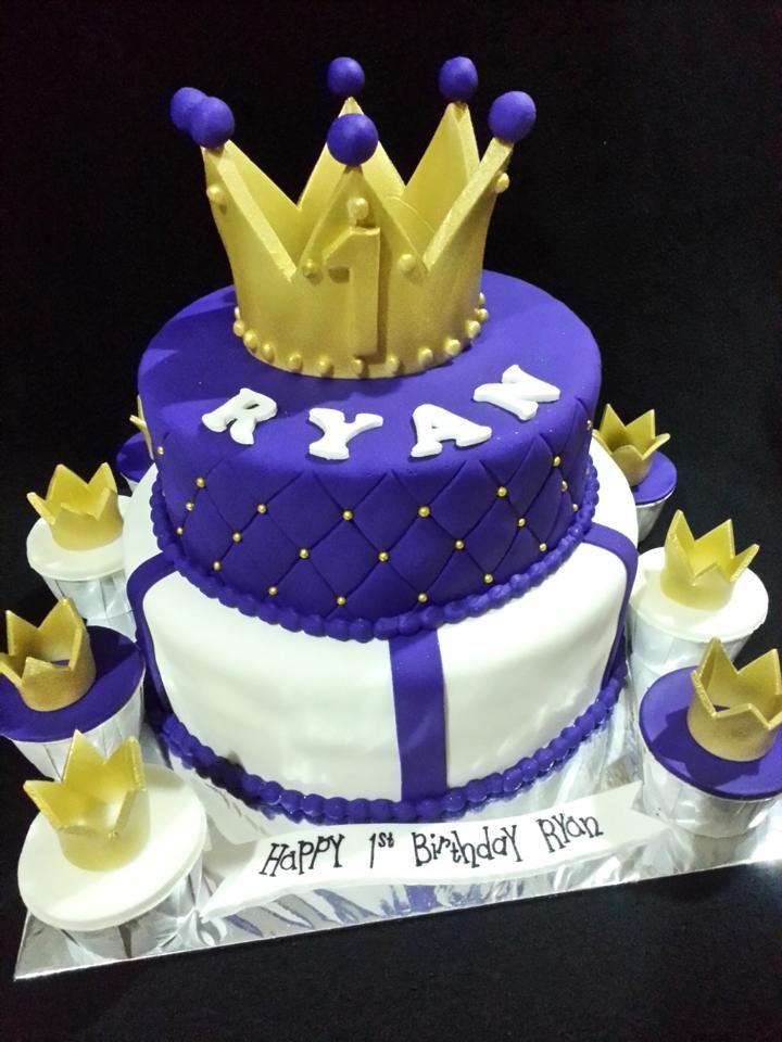 royal king cake - Google Search | Cake & Cupcake inspiration | Cake ...