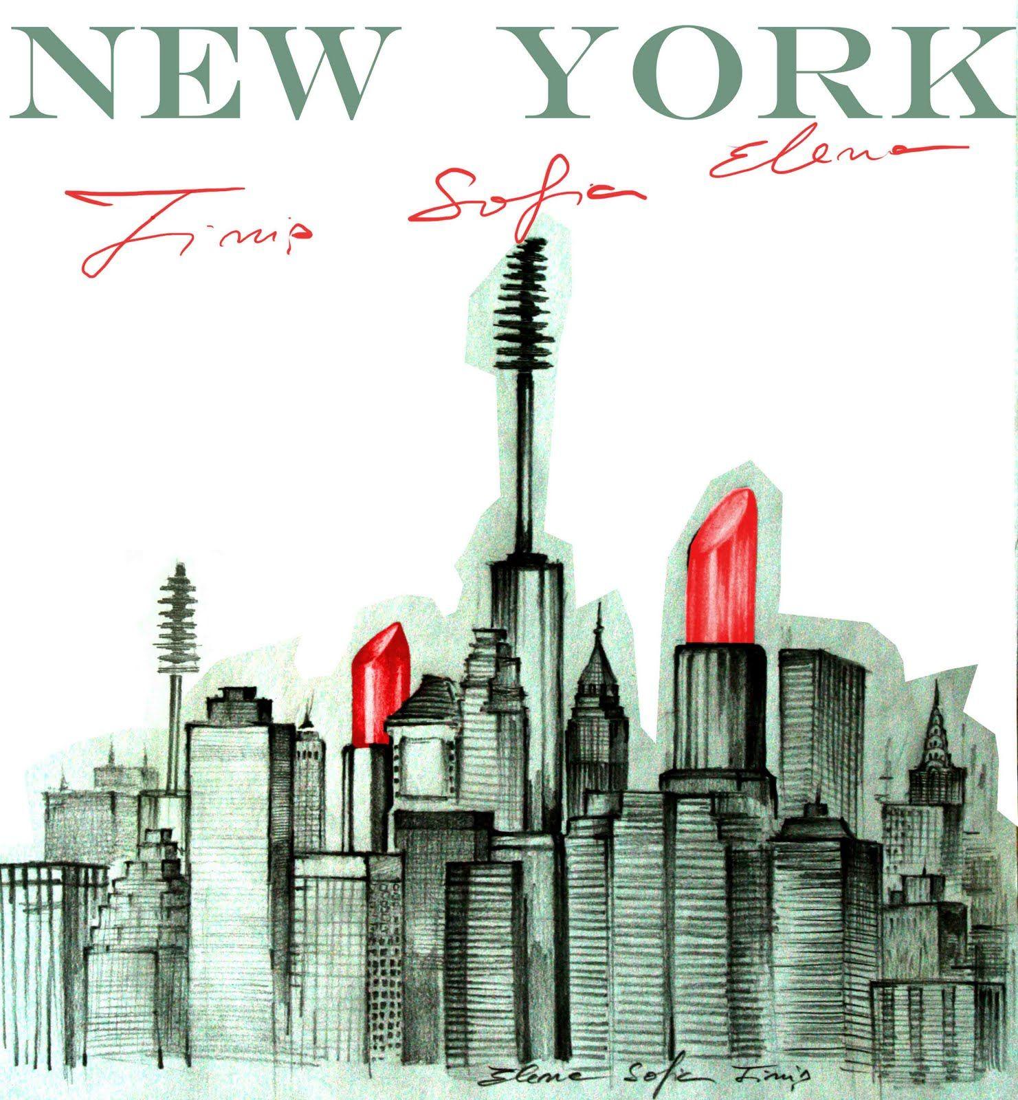 Home Wall Art Print NEW YORK MANHATTAN 1 City Buildings Poster A4,A3,A2,A1