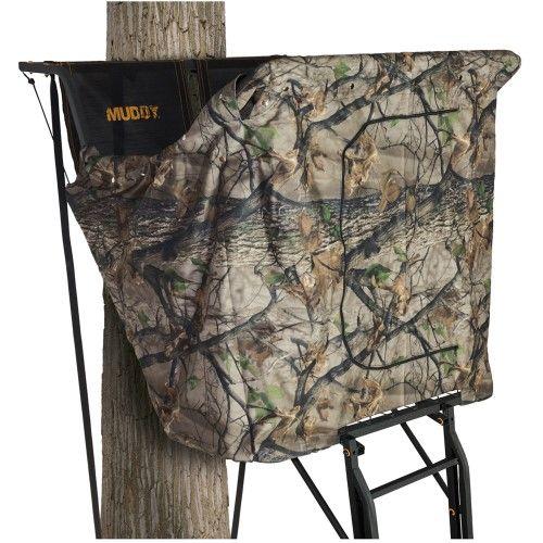 Big Game Treestands The Big Buddy Ladder Blind Kit
