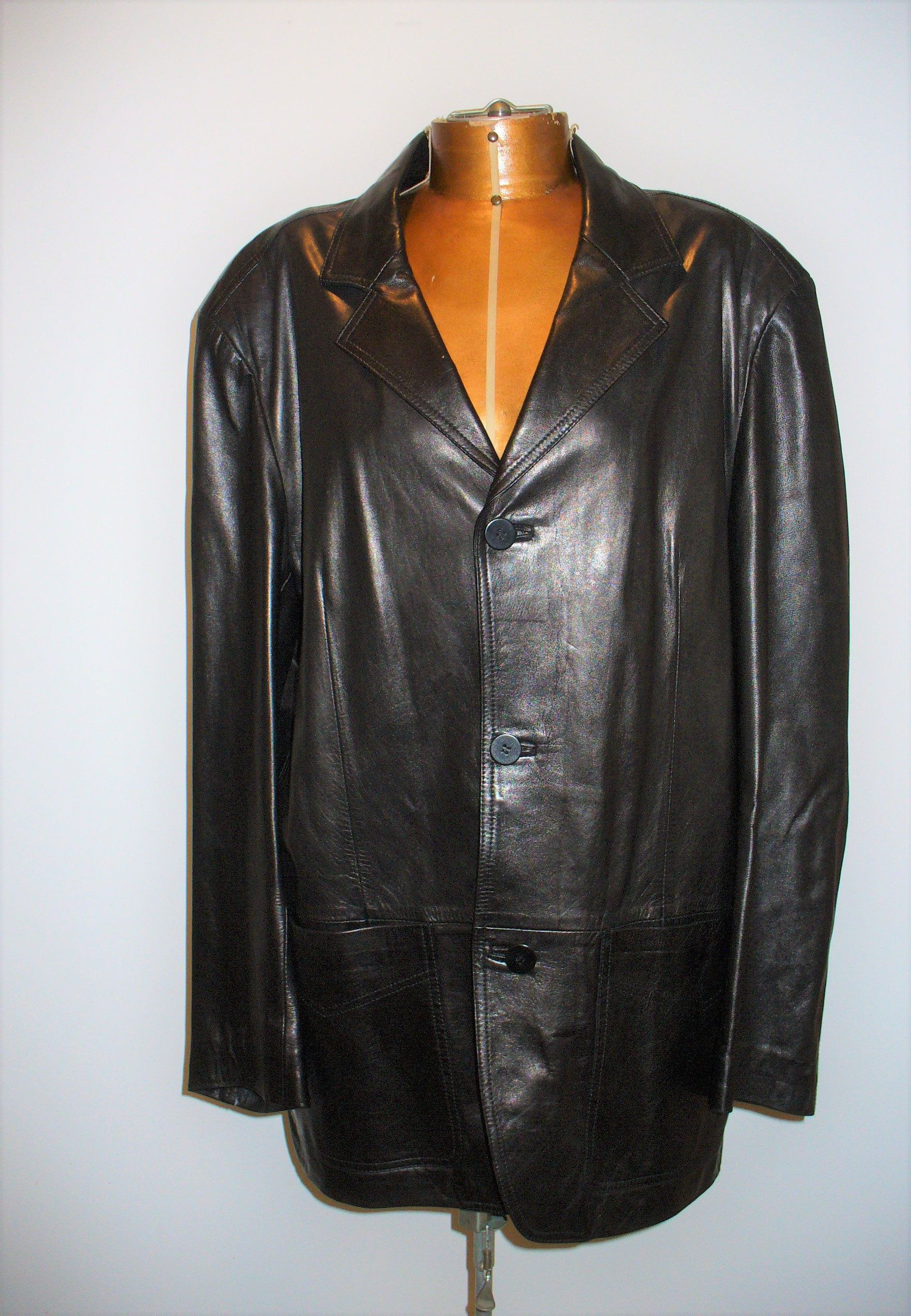 This Item Is Unavailable Etsy In 2021 Leather Jacket Classic Leather Jacket Celebrities Leather Jacket [ 2543 x 1761 Pixel ]