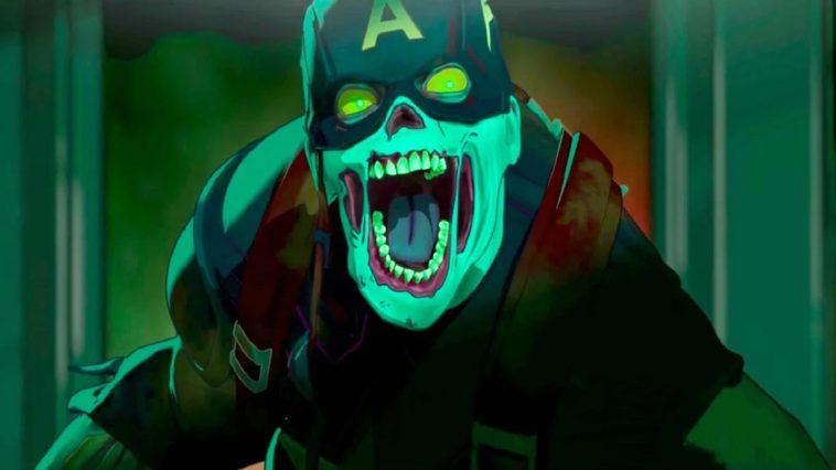 disney hier ist zombie captain america in der serie