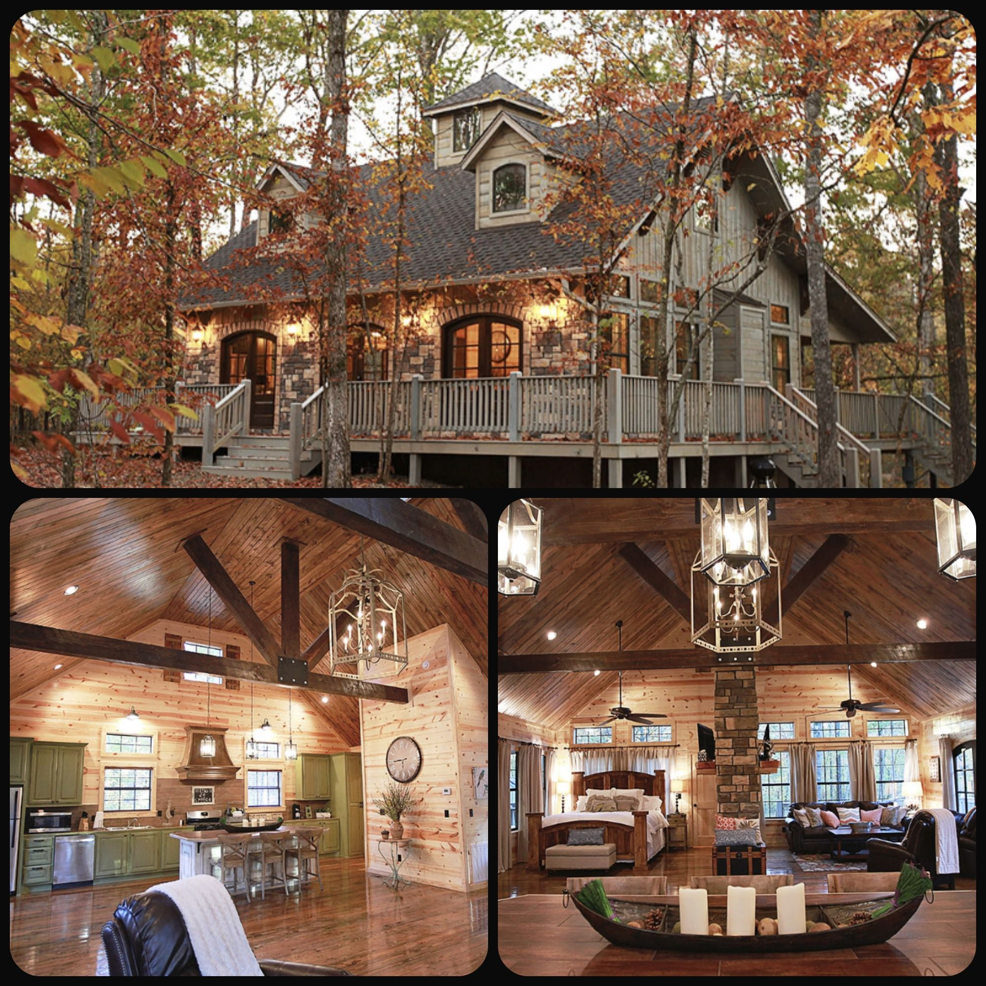 Beavers Bend In Broken Arrow, Oklahoma, Cabin Getaway!
