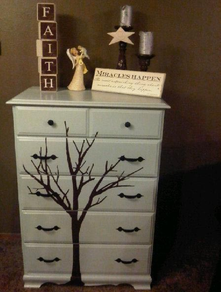 Love how this project turned out!   http://www.facebook.com/pages/Inspired-Creations-Furniture/205793936159220