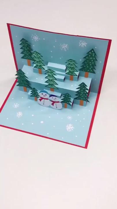 Bonita decoración navideña artesanal – proyecto de bricolaje