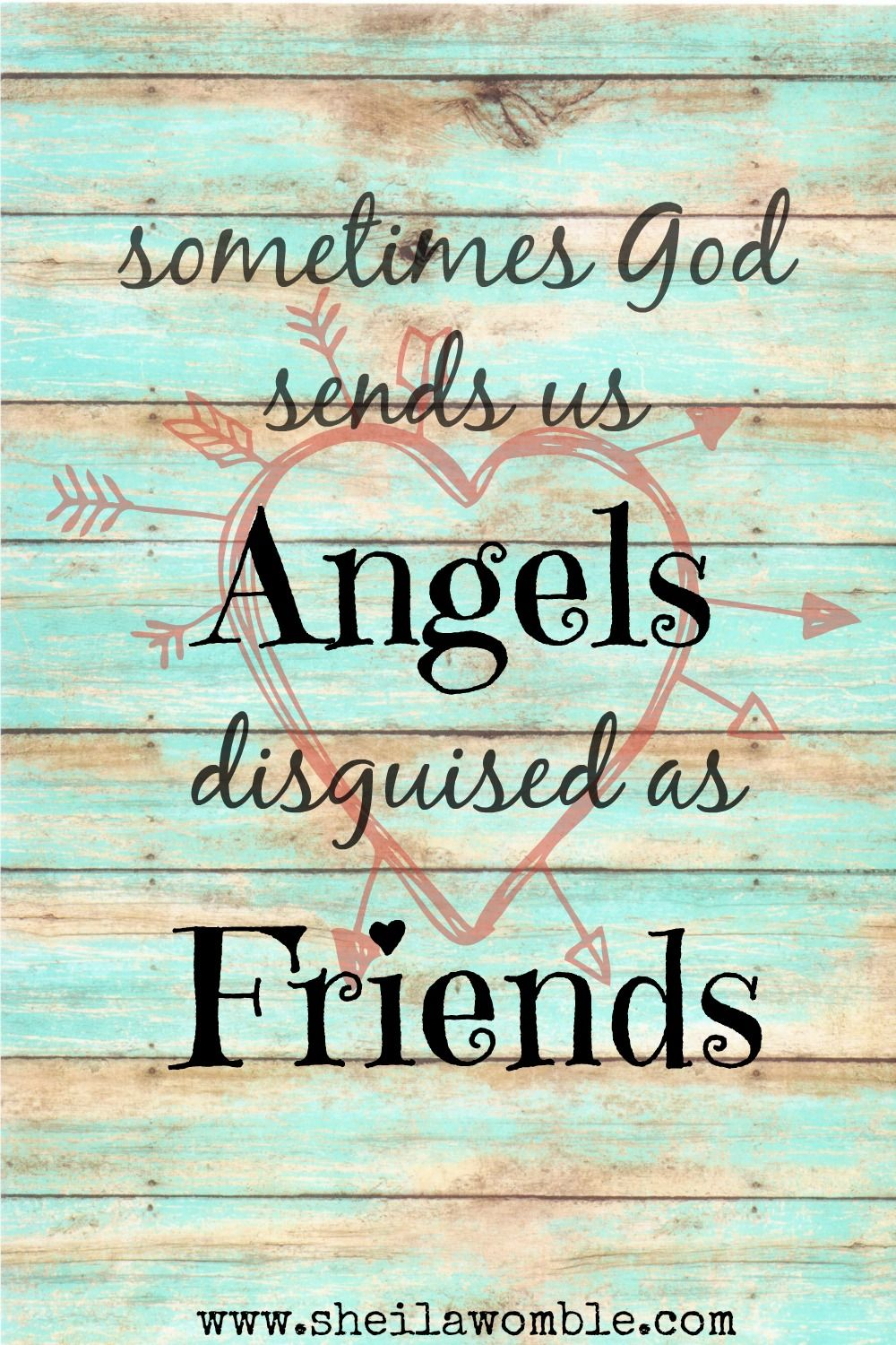 All women need a God-sent Friend who shines Jesus ...