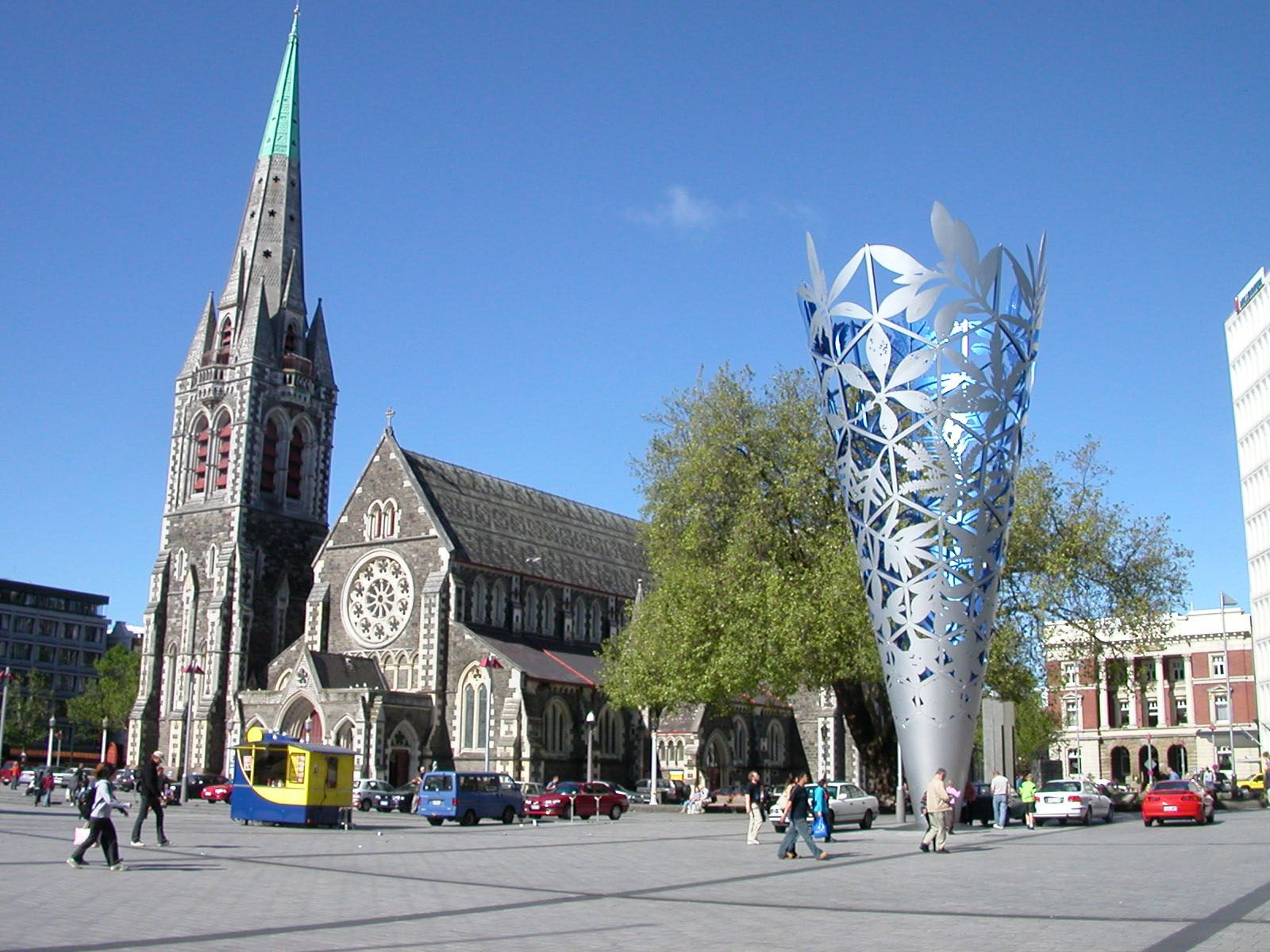 Christchurch: Christchurch, New Zealand