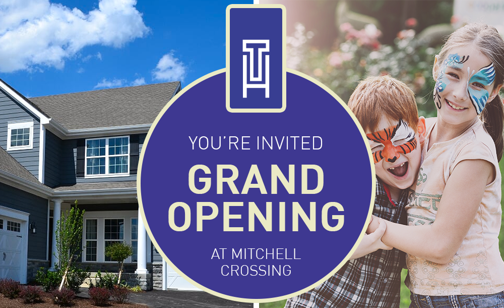 Grand Opening At Mitchell Crossing Grand Opening Trinity Homes School Places