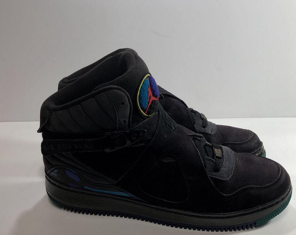 size 40 289d6 fb4f9 2009 Nike Air Jordan AJF 8 Retro BRIGHT Concord  Aqua  384522 041 Size 12   fashion  clothing  shoes  accessories  mensshoes  athleticshoes (ebay link)