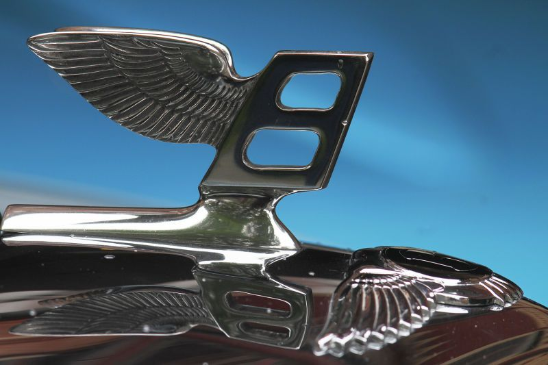 19 Hood Ornaments That Turn Luxury Cars Into Masterpieces Hood