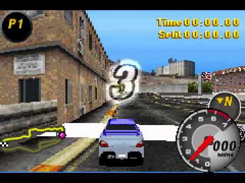 Game Boy Advance Longplay 079 Need For Speed Most Wanted With