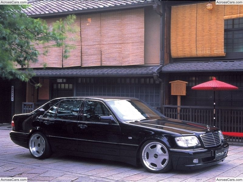 Wald Mercedes Benz S Class W140 2001 With Images Mercedes