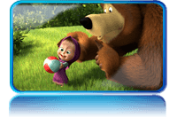 Masha And The Bear Official Website