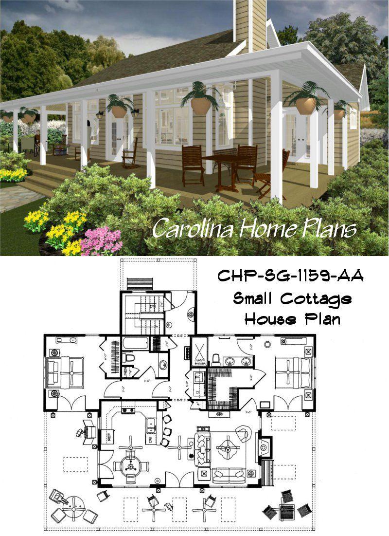 House Plans With Porches Porch House Plans Small Cottage House Plans 3d House Plans