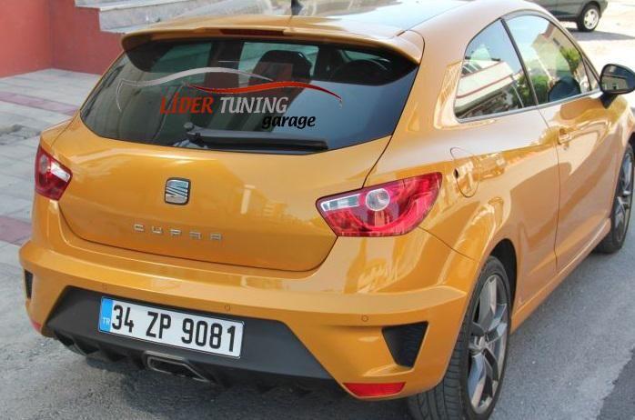 @lidertuningg : SEAT İbiza Cupra Spoyler 2 (kapı) 150TL #car #araba #modifiye #tuning #ista http://buff.ly/1IfETMn) http://ift.tt/1VXeiOX
