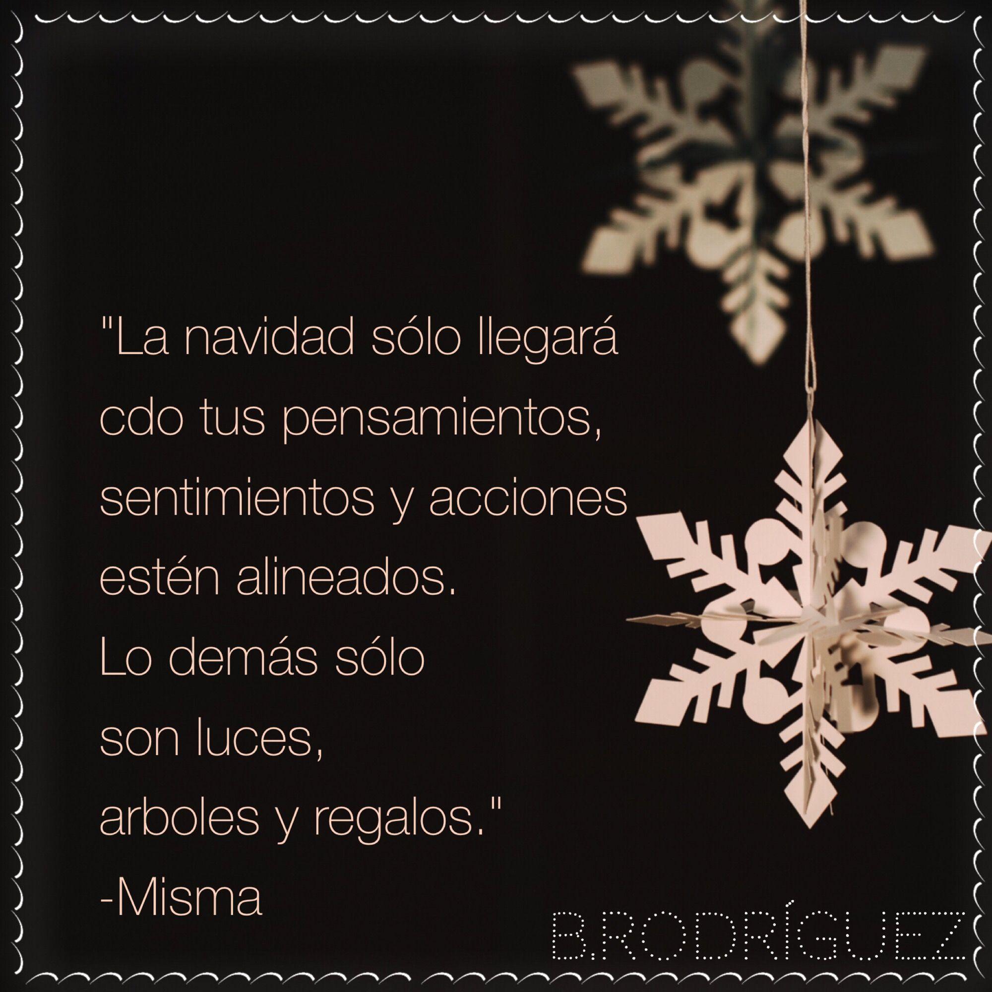 Estamos en Navidad! Excelente época para conectar contigo. Para que tus pensamientos y acciones estén alineados.Conecta. http://www.connectwithyourmisma.com #connectwithyourmisma #blog #empoderamiento #latina #boricua