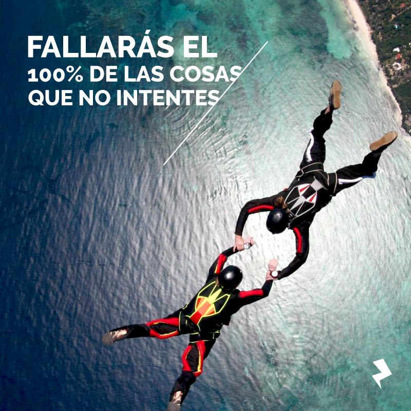 Frase Deportes Paracaidismo Paracaidismo Deportes