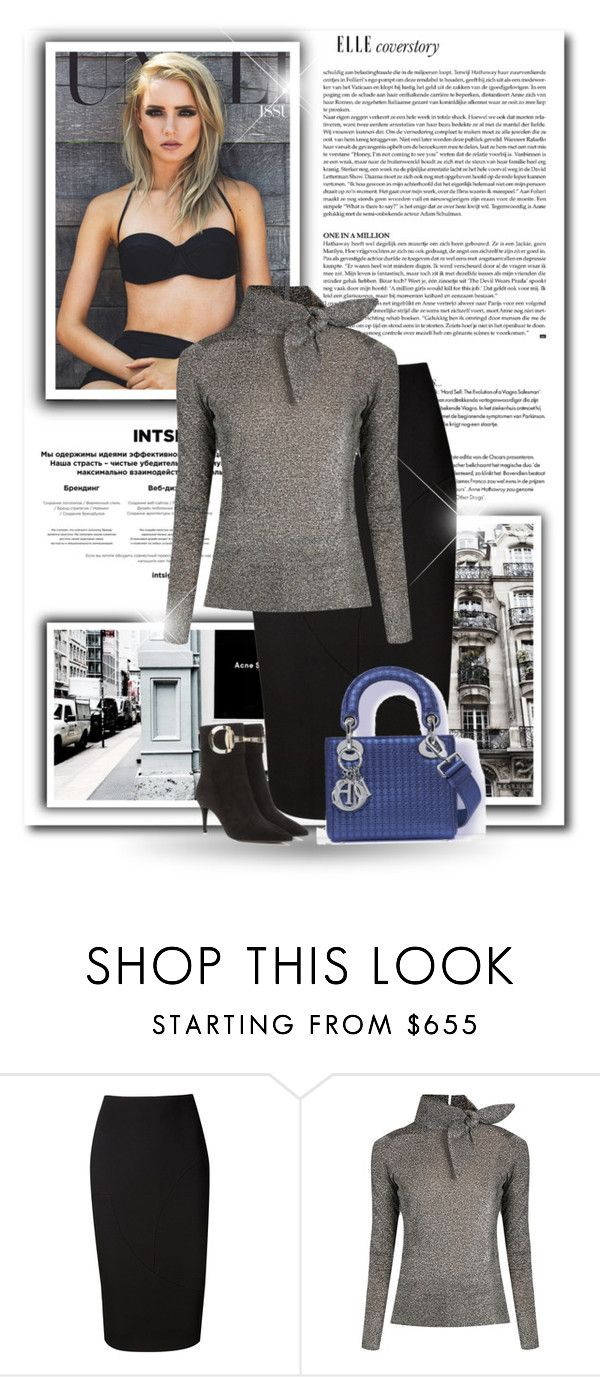 """""""...."""" by bliznec-anna ❤ liked on Polyvore featuring Prada, Victoria Beckham, Isabel Marant, ESPRIT and Gucci"""