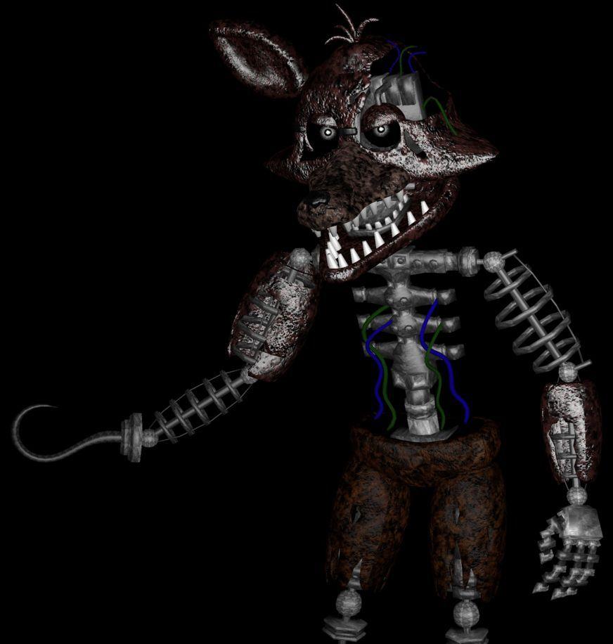 Human Ignited Animatronics x Reader | Foxy | Fnaf, Skull, Art