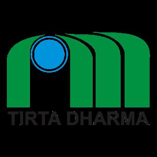 Logo Pdam Tirta Dharma Vector Cdr Ai Svg Pramuka