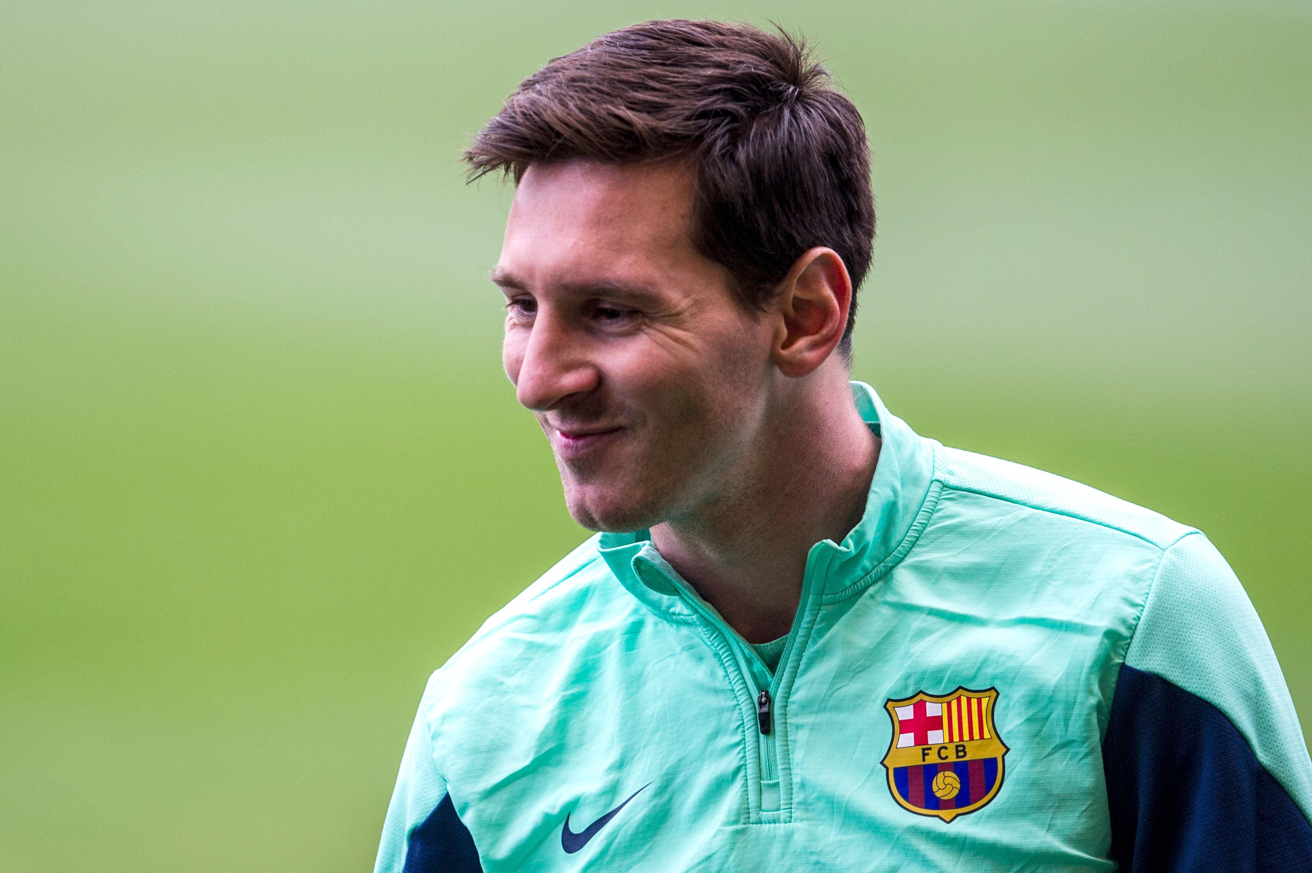 Messi Hairstyle 2014 20623 | NANOZINE