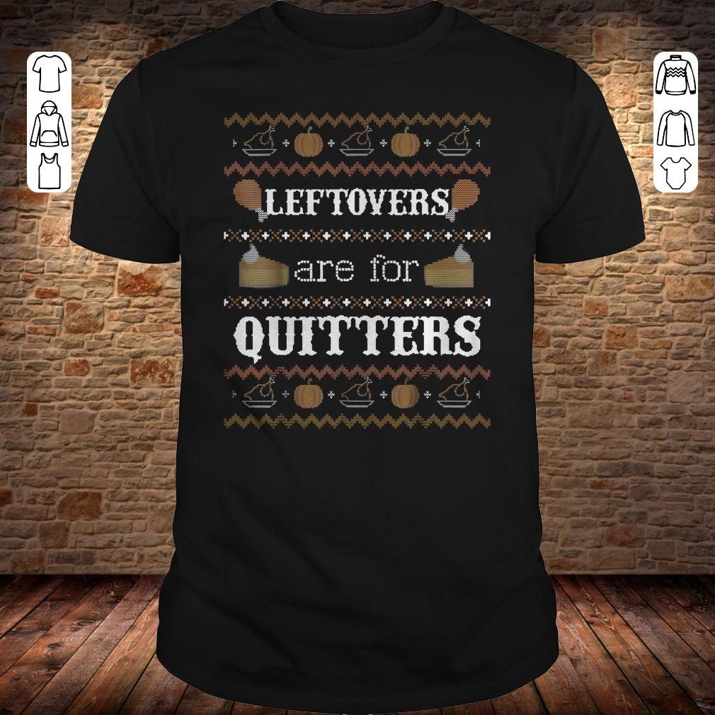 Leftovers are for Quitters Youth T-Shirt