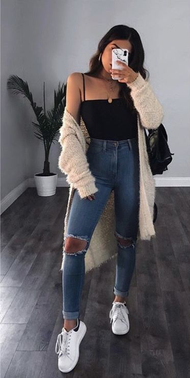 31 Teenager Outfits For You This Winter #outfitinspo