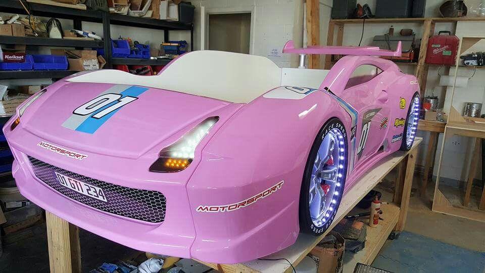 Pink Lamborghini Supercar Bed For Girls Https Car Bed Us Car Bed Race Car Bed Pink Lamborghini