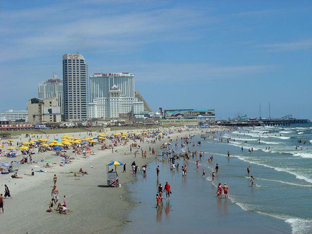 Atlantic City Usa Atlantic City Travel Atlantic City Attractions City Travel