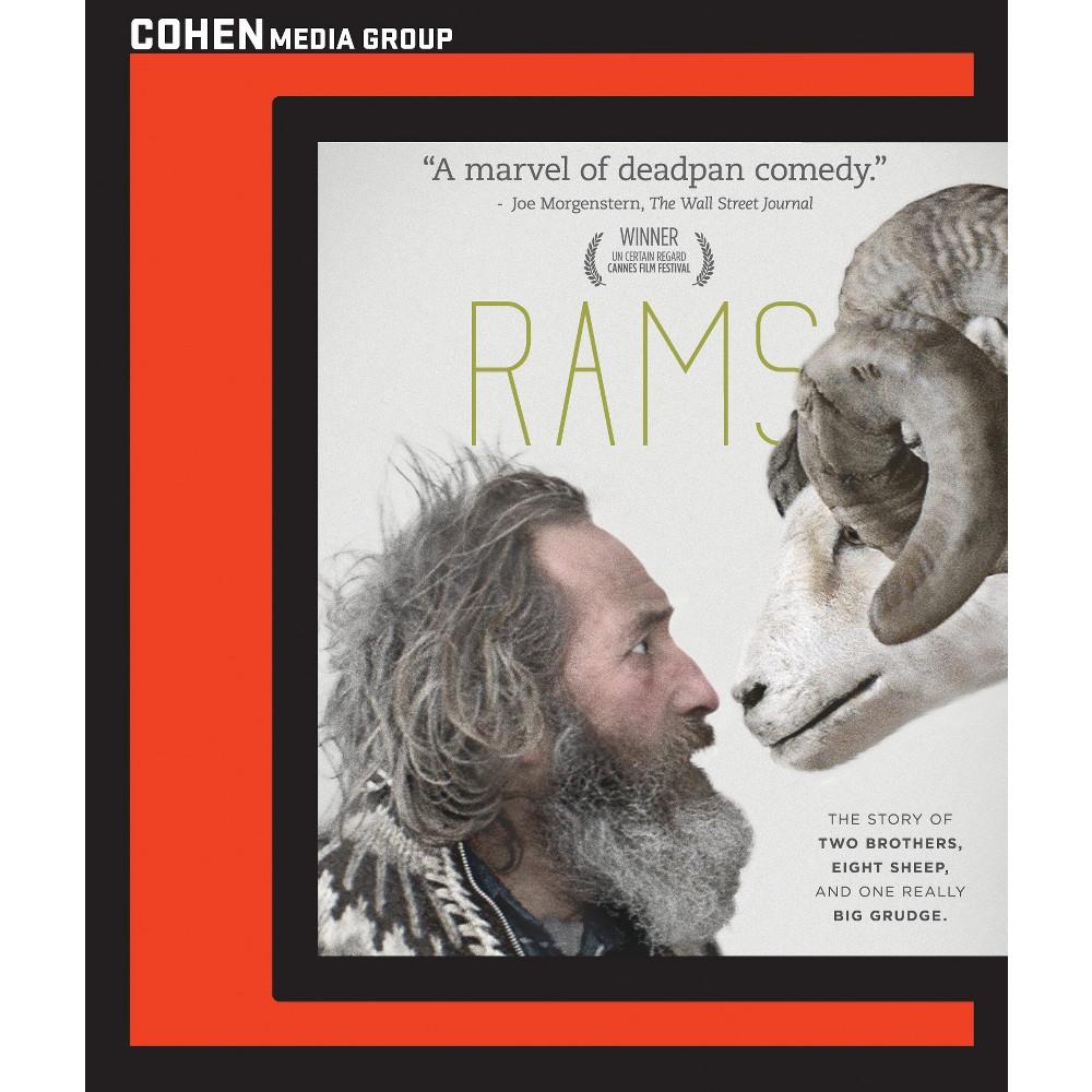 Rams (Blu-ray)(2016), Movies