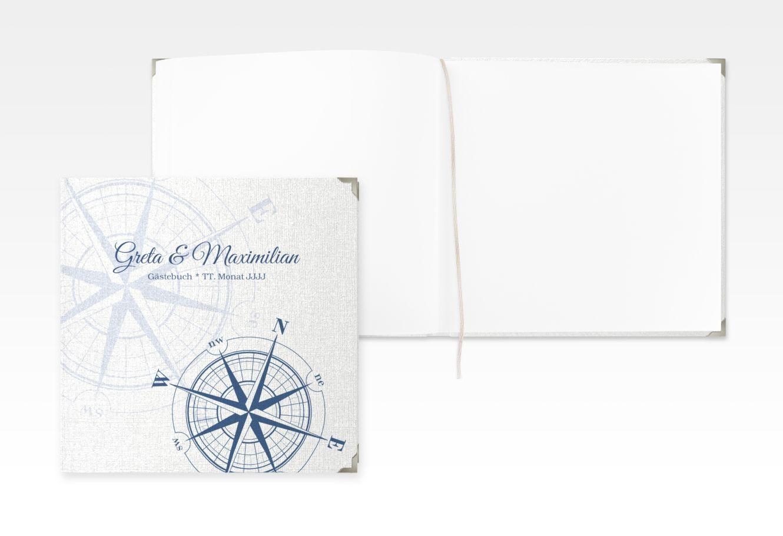 Gastebuch Selection Hochzeit Windrose Gastebuch Hochzeit Karte Hochzeit Und Bucher