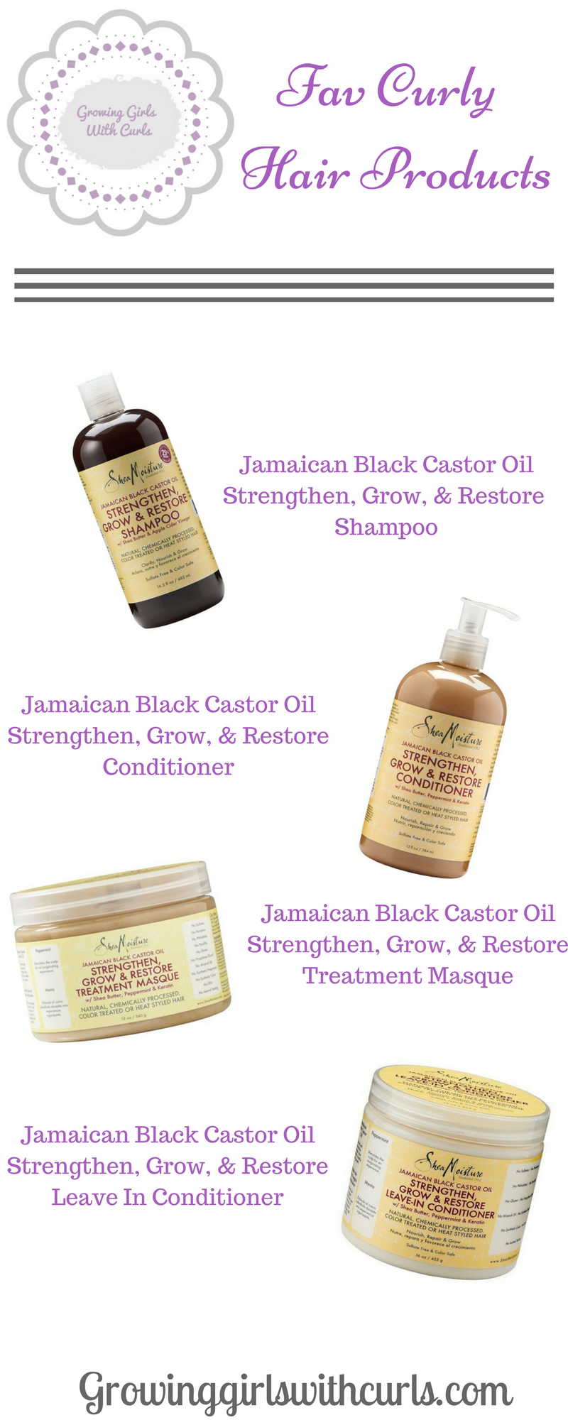 Favorite Products For Color Treated Hair Bloggers Of Color Pin