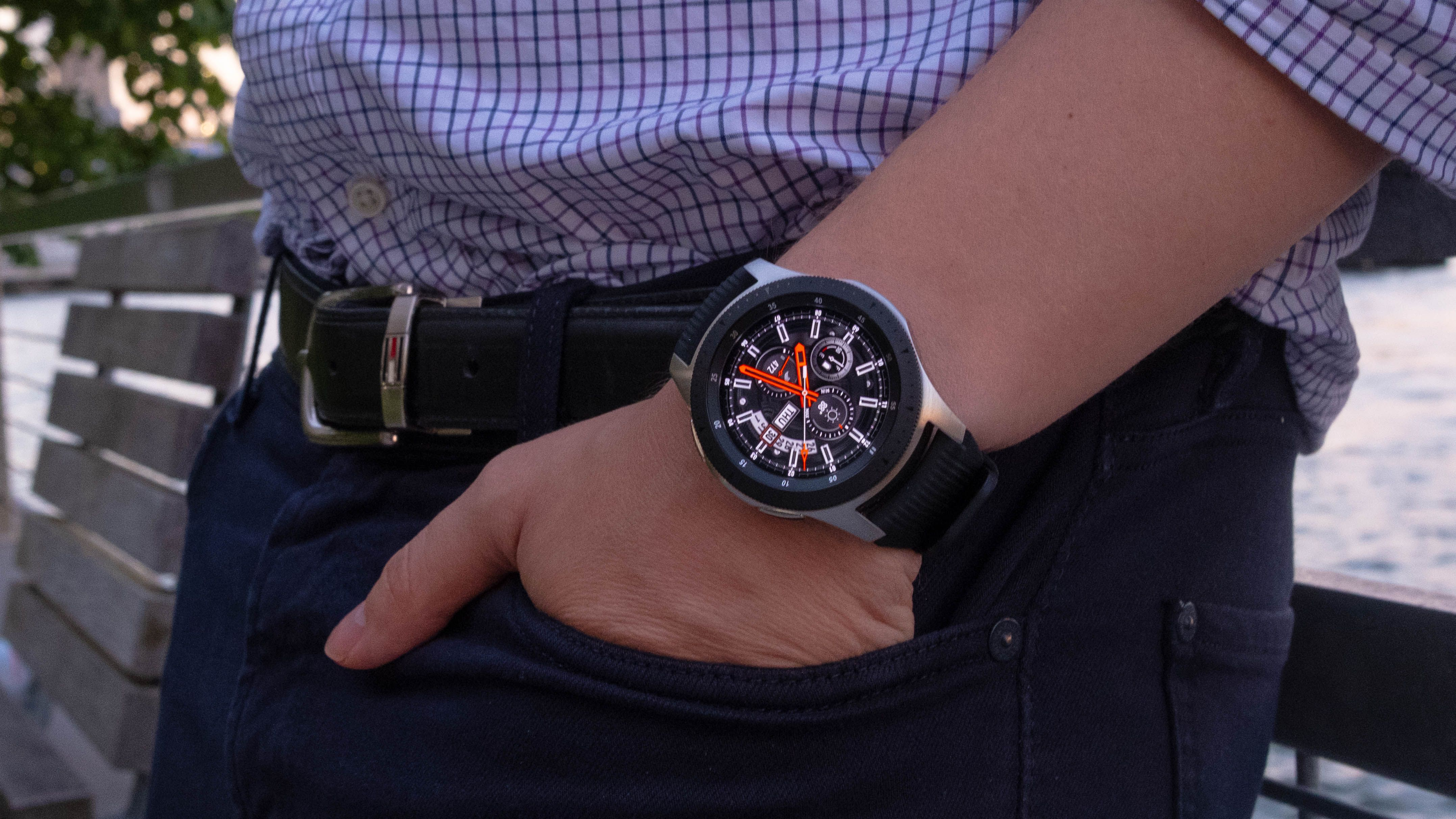 Best Smartwatch 2020 The Top Wearables You Can Buy Today Samsung Watches Smart Watch Samsung Smart Watch