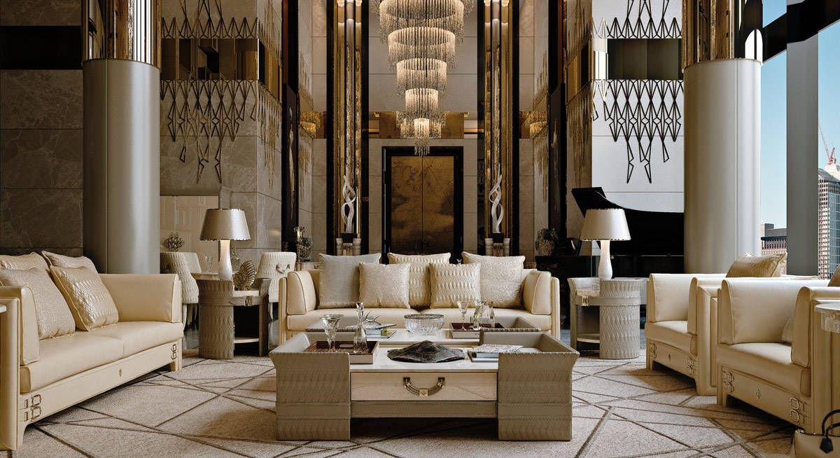 Ifdm il foglio del mobile interior design di lusso for Interior design italiani