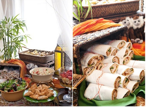 Moroccan Nights Themed Party Ideas For Summer Outdoor Parties
