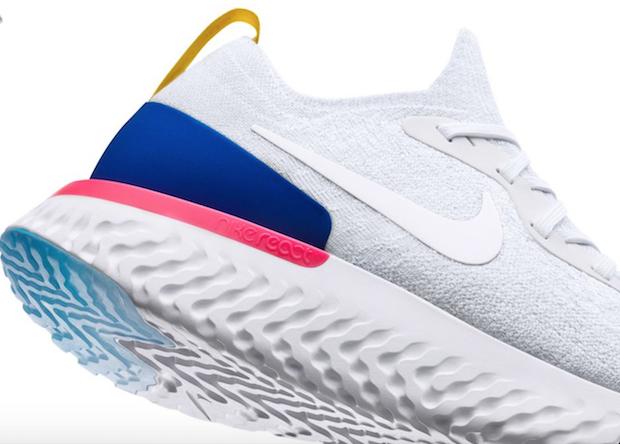 Nike Epic React, le nouveau bijou de la marque - Gentleman Moderne
