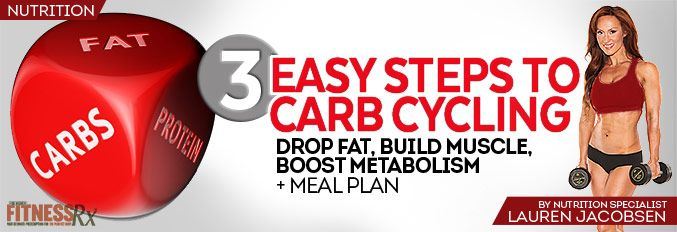 3 Easy Steps To Carb Cycling – Plus Meal Plan | Healthier food options | Carb cycling, Carb ...