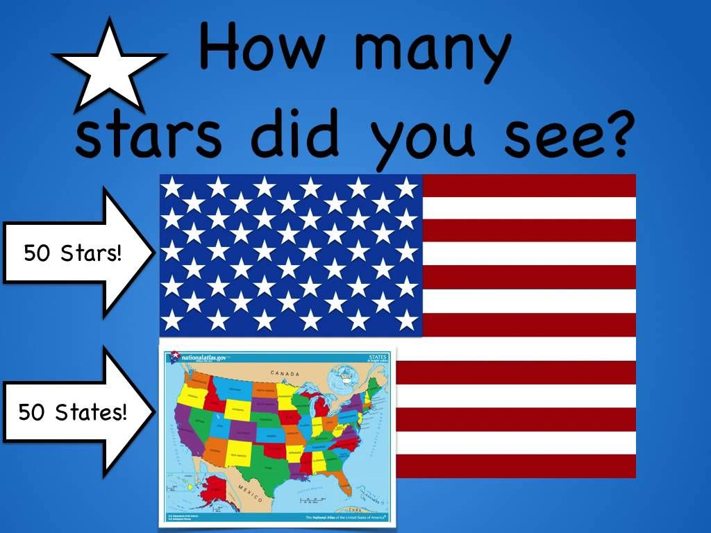 American Flag Riddle
