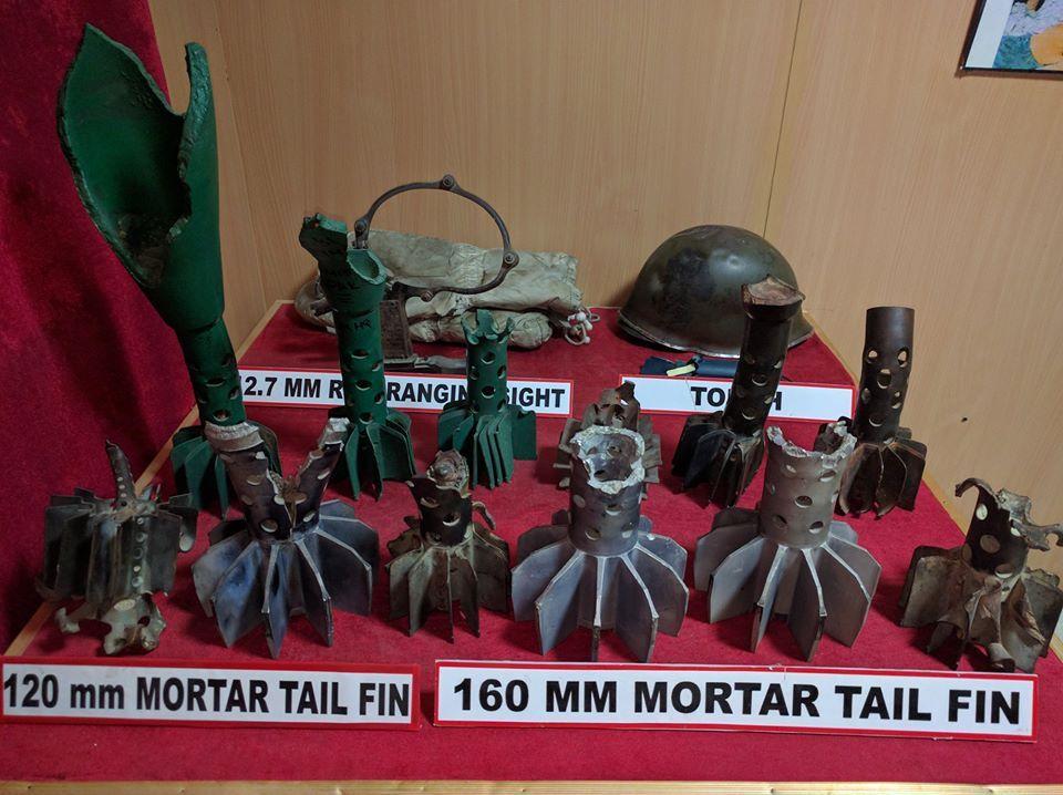 Dras War Memorial Kargil Ladakh