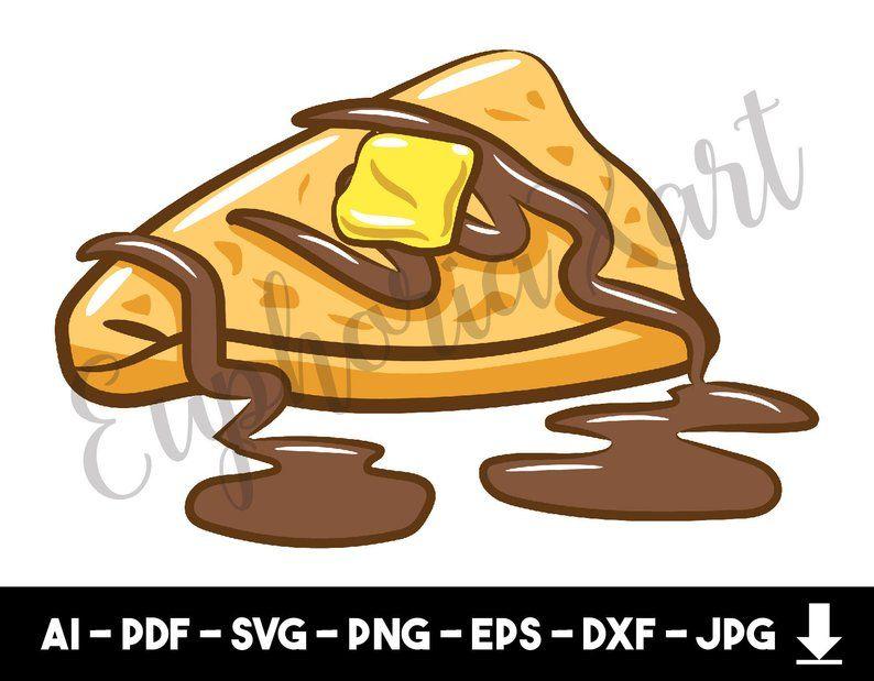Crepe Svg Crepe Clipart Crepe Cricut Cake Svg Cake Etsy Cake Clipart Cricut Cake Clip Art