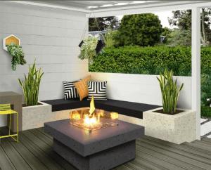 Como Adornar Una Terraza Con Plantas Jardines Para Casas
