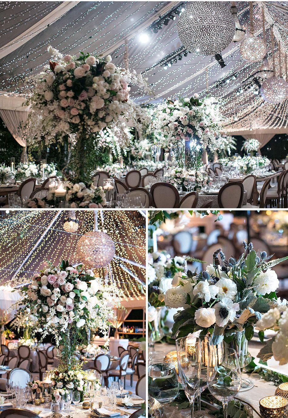 Dreamy Hotel Bel Air Wedding Los Angeles Wedding Luxury